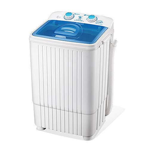 OCYE Mini-Lavatrice • Lavatrice • capacità 4.5 kg - Timer-Cover Trasparente-Bianco
