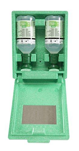 Plum oogspoelstation in wandbox 4650 met 2 x 500 ml