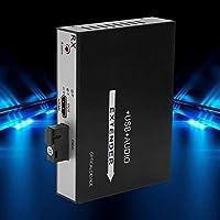 HDMIエクステンダー、FC/SCインターフェイス85-265Vを備えたデジタルHDMIネットワークエクステンダートランスミッターレシーバー