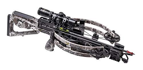 TenPoint Siege RS410 Graphite Crossbow Package, Veil Alpine