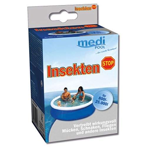 Insekten - Stop 6 x 30g (180g) Tabletten - Art. Nr. 8000015MP - von mediPOOL