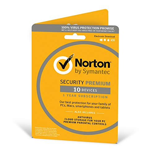 Norton Security 10 Device