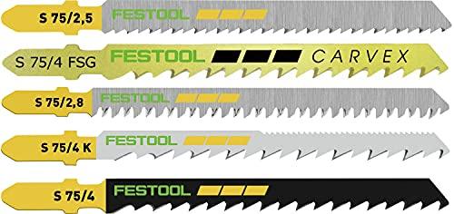 Festool 204275 Jigsaw Blade, Multicolour