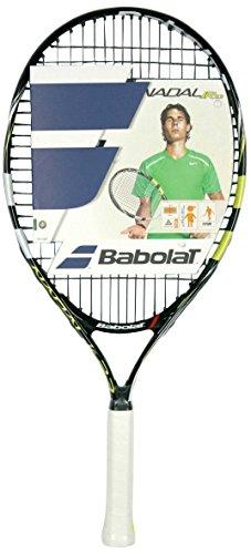 Babolat Tennisschläger Nadal Junior 21 Raqueta encordada, Negro/Azul
