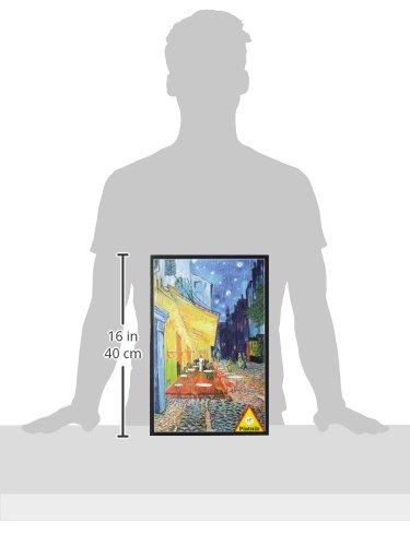 "Piatnik ""Van Gogh - Cafe Terrace at Night Puzzle Jigsaw (1000 Piece)"