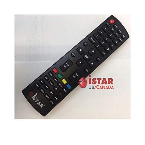 iSTAR Korea Plus Remote Control ايستار ريموت كنترول للموديلات الحديثة. iSTAR A9000, A8000,1600 Plus, Zeed 222,333 OTT Remote Control