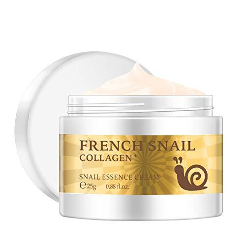 Allouli Snail face cream hyaluronic acid moisturizer anti Wrinkle anti aging nourishing collagen snail serum day cream skin care product