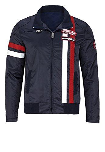 Goodyear Indiana Herren Sportjacke M Marineblau