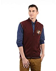 IZOD Men Sleeveless Cardigan