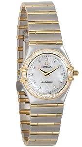 Omega Women's 1277.75.00 Constellation Diamond Watch image