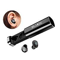 【BLIXIA 公式】完全ワイヤレスイヤホン BLIXIA BUDS 最高水準の音質 特許取得 Bluetooth 5.1 高音質 超重低音 自動ペアリング 自動ON/OFF 6時間連続再生 ハンズフリー通話 Siri対応