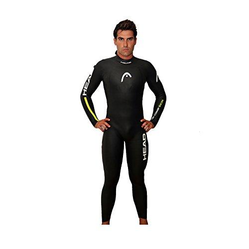 Head Tricop Skin Tri Wetsuit 4.3.2 – zwembroek, zwart