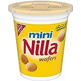 Nilla Wafers Mini Vanilla Wafer Cookies, 2.25 oz Go-Pak