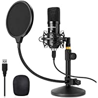 Mayoga USB Microphone Kit