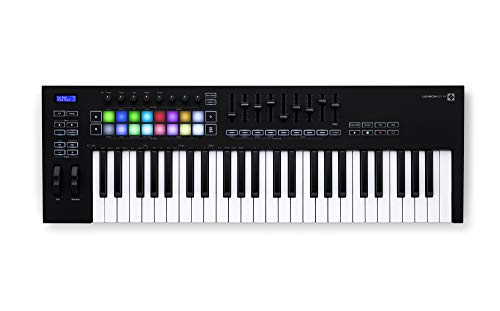 Novation Launchkey 49 [MK3] MIDI Keyboard-Controller für Ableton