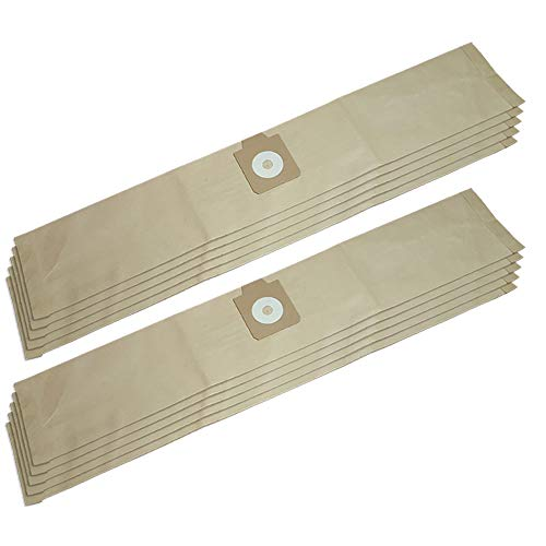 10 Staubsaugerbeutel Für LUX 140701508, DP 9000, DP9000, Powerprof Classic
