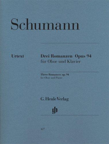 Romanzen für Oboe und Klavier op. 94