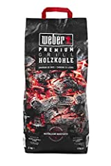 Weber 17828 Premium Grill Houtskool 3 kg*