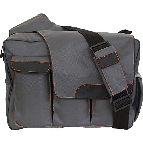Diaper Dude Messenger Diaper Bag Product Image
