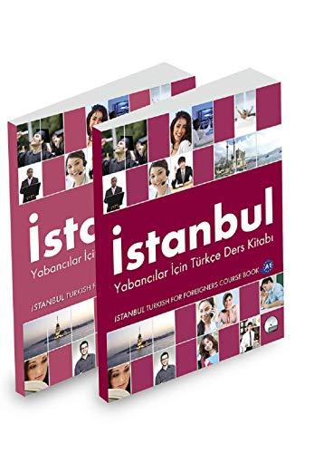 Turco per Stranieri, Istanbul Per Principiante A1 Libro di Testo con CD Audio + Libro di Esercizi