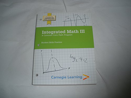 Integrated Math III - Student Skills Practice