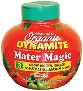 DPD Dynamite Mater Magic Natural and Organic 8-5-5 .675 Pound