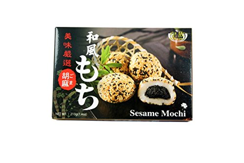 Royal Family Mochi mit Sesam Geschmack 210g