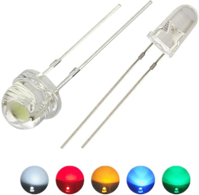 5V 12V LED Light 5mm 3mm SMD Lamp Round Be super welcome f5 Bargain sale f3 Car USB Chip