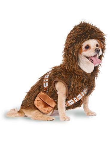 Rubie's Star Wars Chewbacca Haustierkostüm mit Kapuze