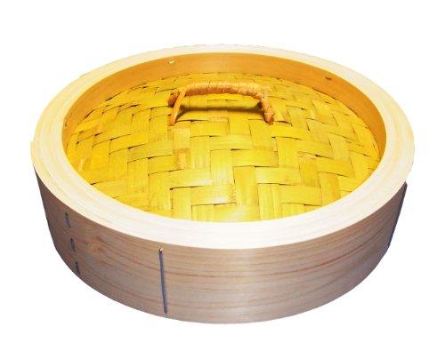 Cypress chinesischen Bambusd?mpfer Deckel 21cm ATY18021 (Japan Import / Das Paket und das Handbuch werden in Japanisch)