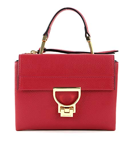 Coccinelle Arlettis Small Handbag Cherry