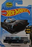 Toy Corner 1:64 Scale Hot Wheels 'Batman' Series Batmobile Die Cast Model Car (Black)
