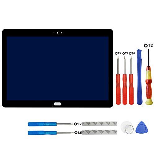 "swark LCD Display Compatible with Huawei MediaPad M3 Lite 10 BAH-W09 & BAH-L09 10,1"" Schwarz Touchscreen"