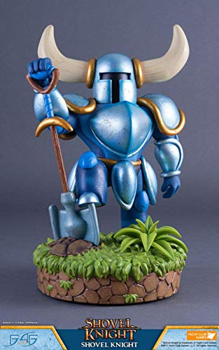 First 4 Figures Shovel Knight Statue, Multicolor