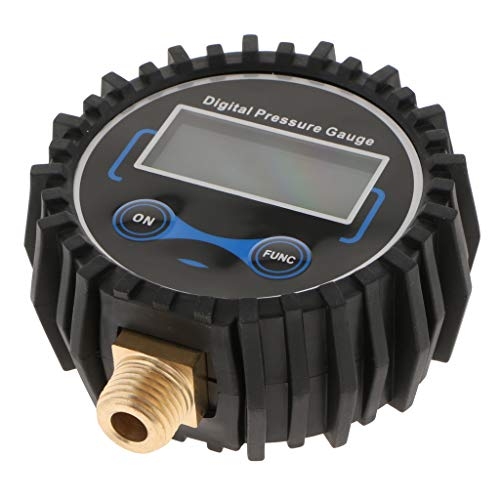 Homyl 13mm Digitaler Genaue Messung Reifendruckprüfer Auto Bike Reifenfüller Reifendruckprüfer