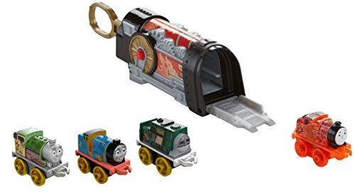 Fisher-Price Thomas & Friends MINIS, Steelworks Launchers
