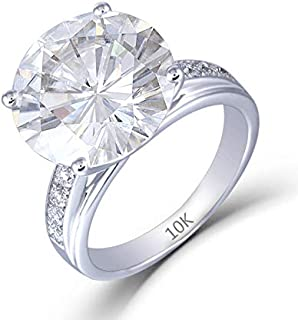 Best 5 carat white gold engagement ring Reviews