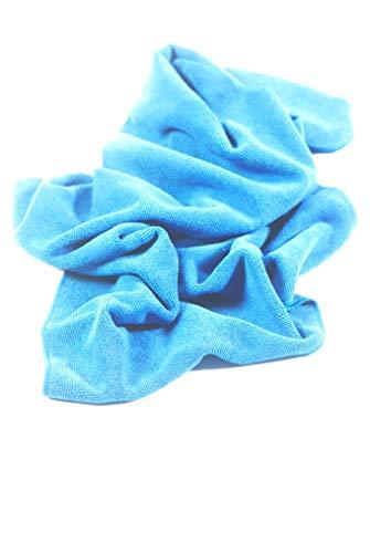 Chiffons d'usage général de qualité supérieure Bleu X10