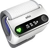 Braun iCheck 7 Handgelenks-Blutdruckmessgerät, BPW4500WE