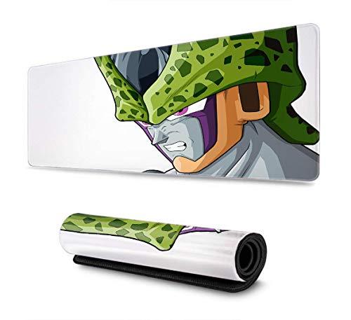 Alfombrilla de ratón Grande para Juegos, diseño Personalizado para PC, Ordenador portátil, para Ball Dragon z Kakarot Super Z Son Goku, Alfombrilla de ratón