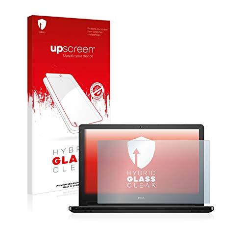 upscreen Hybrid Glass Panzerglas Schutzfolie kompatibel mit Dell Inspiron 15 5000 (15.6