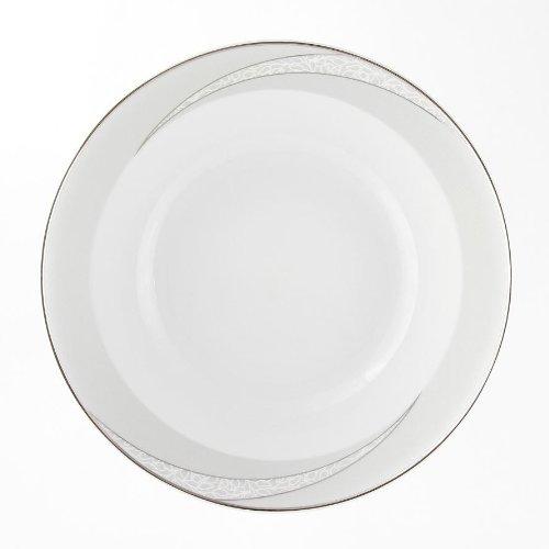 Saladier rond 23 cm Lupin en porcelaine