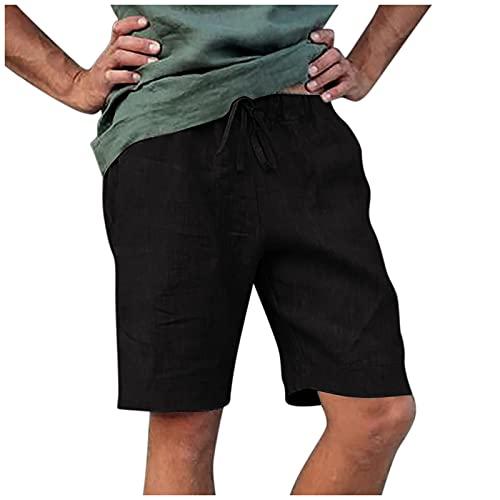 Pantalones Cortos Hombre Verano, Pantalon Deporte Hombre Corto, Pantalones Tallas Grandes,Pantalones Cortos...