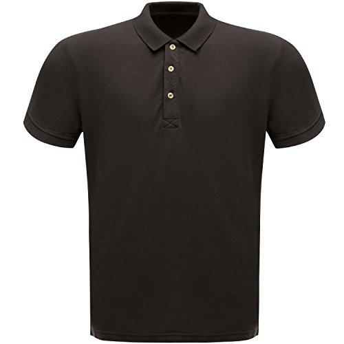 Regatta CLS 65/35x-large Classic Polo Shirt–Schwarz
