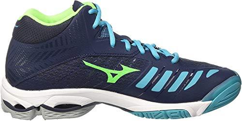 Mizuno Wave Lightning Z4 Mid, Zapatillas de Running para Hombre