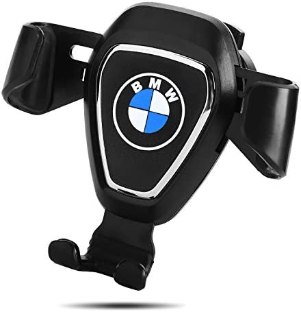 Car Mount Phone Holder Automatic Locking Universal Air Vent GPS Cell Phone Holder for BMW product image