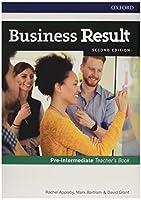 Business Result: Pre-Intermediate: Business Result: Pre-intermediate: Teacher's Book and DVD Pre-intermediate