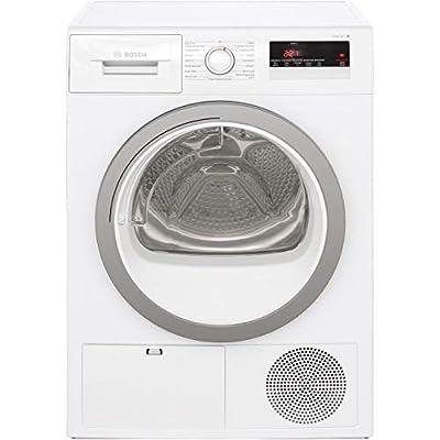 Bosch Serie 4 WTN85250GB 8Kg Condenser Tumble Dryer - White
