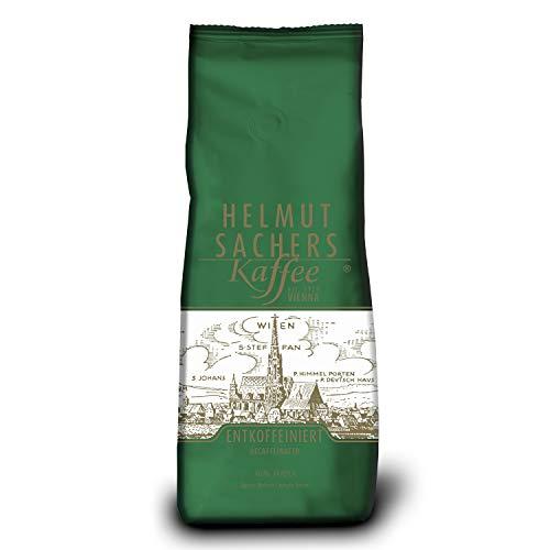 Helmut Sachers Kaffee Entkoffeiniert, ganze Bohne, 500 g, 1115