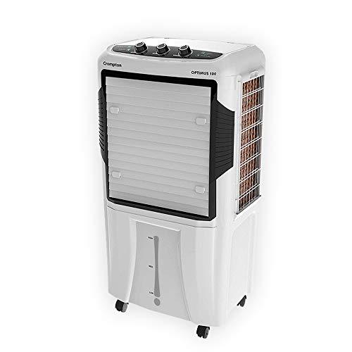 Crompton Optimus 100-Litre Desert Cooler White